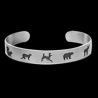 Animal Family Shadows Bracelet